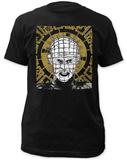 Hellraiser- Pinhead Illustration Shirts