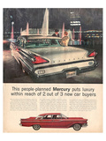 1959 People-Planned Mercury Prints