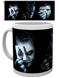 The Dark Knight Trio Mug Taza