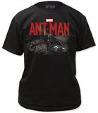Ant-Man- A-Team T-shirts