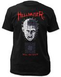 Hellraiser- Pinhead and Box Shirt
