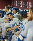 Los Angeles Dodgers v Arizona Diamondbacks Photo by Darin Wallentine