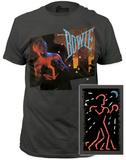 David Bowie- Let's Dance (Front/Back) T-Shirts