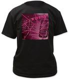 The Wipers- Over The Edge T-shirts