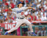 Los Angeles Dodgers v Los Angeles Angels of Anaheim Photo by Stephen Dunn