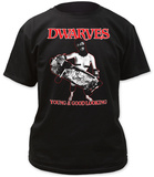 Dwarves- Young & Good Looking T-shirts