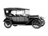 1914 Chevrolet Series H-Black Prints