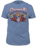 Grateful Dead- 1965-2015 T-shirts