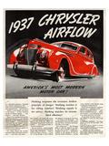1947 Chrysler Airflow Print