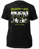 Slaughter and The Dogs- You're A Bore T-shirts