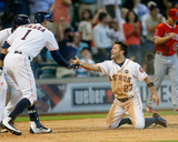 Los Angeles Angels of Anaheim v Houston Astros Photo by Bob Levey