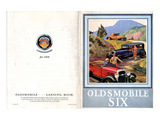 1929 GM Oldsmobile Lansing-Six Posters