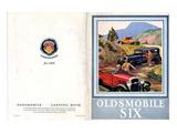 1929 GM Oldsmobile Lansing-Six Posters