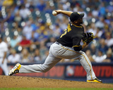 Pittsburgh Pirates v Milwaukee Brewers Photo by Jeff Haynes