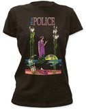 Women's: The Police- Commonwealth Stadium Shirts