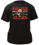 UK Subs- Die A Rocker T-shirts