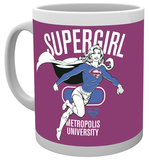 Supergirl Metropolis U Mug Mugg