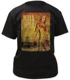 Kill Bill- Retro Poster Vol. 1 Shirts