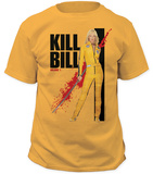 Kill Bill- Poster T-shirts
