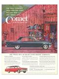 1961 Mercury-Comet Fine-Car… Prints