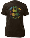 Woodstock- Colorful Logo T-Shirts