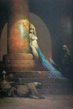 Egyptian Princess Posters by Frank Frazetta