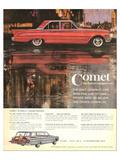 1961 Mercury-Comet Real Value Prints