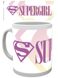 Supergirl Headline Mug Mugg