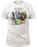 Clerks- Poster T-shirts