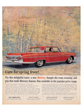 1961 Mercury - Spring Fever Posters