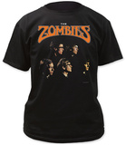 The Zombies- The Singles T-shirts