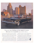 1960 Mercury Montclair 2-Door Posters