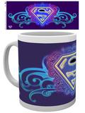 Supergirl Neon Mug Mug