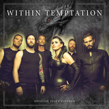 Within Temptation - 2016 Calendar Kalendere