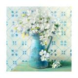 May Blossoms II Crop Poster by Danhui Nai