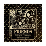 Friends Prints by Jo Moulton