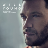 Will Young - 2016 Calendar Calendriers