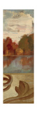 Autumn River Panel III Prints by Silvia Vassileva