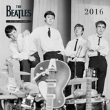 The Beatles - 2016 Calendar Calendriers