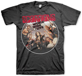 Scorpions- World Wide Live T-shirts