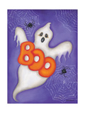 Boo Posters by Kim Lewis