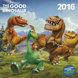 The Good Dinosaur - 2016 Calendar Calendriers