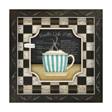 Kitchen Cuisine Coffee IV Prints by Jennifer Pugh