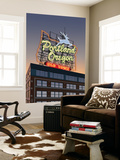 Portland, Oregon - Made in Oregon Sign, c.2009 Wall Mural by  Lantern Press