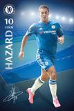 Chelsea- Hazard 15/16 Plakater