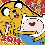 Adventure Time - 2016 Calendar Kalendere