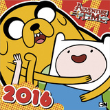 Adventure Time - 2016 Calendar Calendars