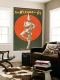 """The Wizard of Oz"" Musical Theatre Poster No.2 Wall Mural by  Lantern Press"
