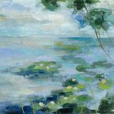 Lily Pond II Premium Giclee Print by Silvia Vassileva