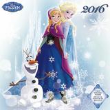 Frozen - 2016 Calendar Calendriers